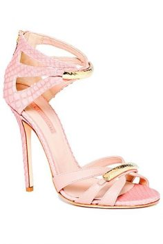I can not have enough pink and beautiful shoes! …