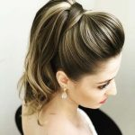 Inspiration of bridal hairstyles