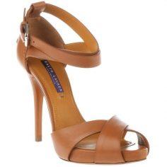 RALPH LAUREN & # 39; Jessira & # 39; sandal