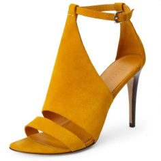 Theory Heel in leather of Menorca (275 CAD) …