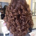 These beautiful hair curls are beautiful