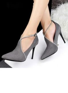 Women Jumping Shoes Closed Jumping Stiletto …