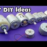 HOW TO MAKE A HIGH SPEED DRILL USING 775 D | Diy and Crafts