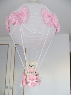 Globe lamps to decorate your baby's room | Baby Showers