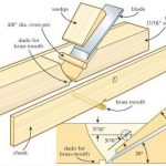 Make a wooden hand plane in an afternoon | WoodWorking