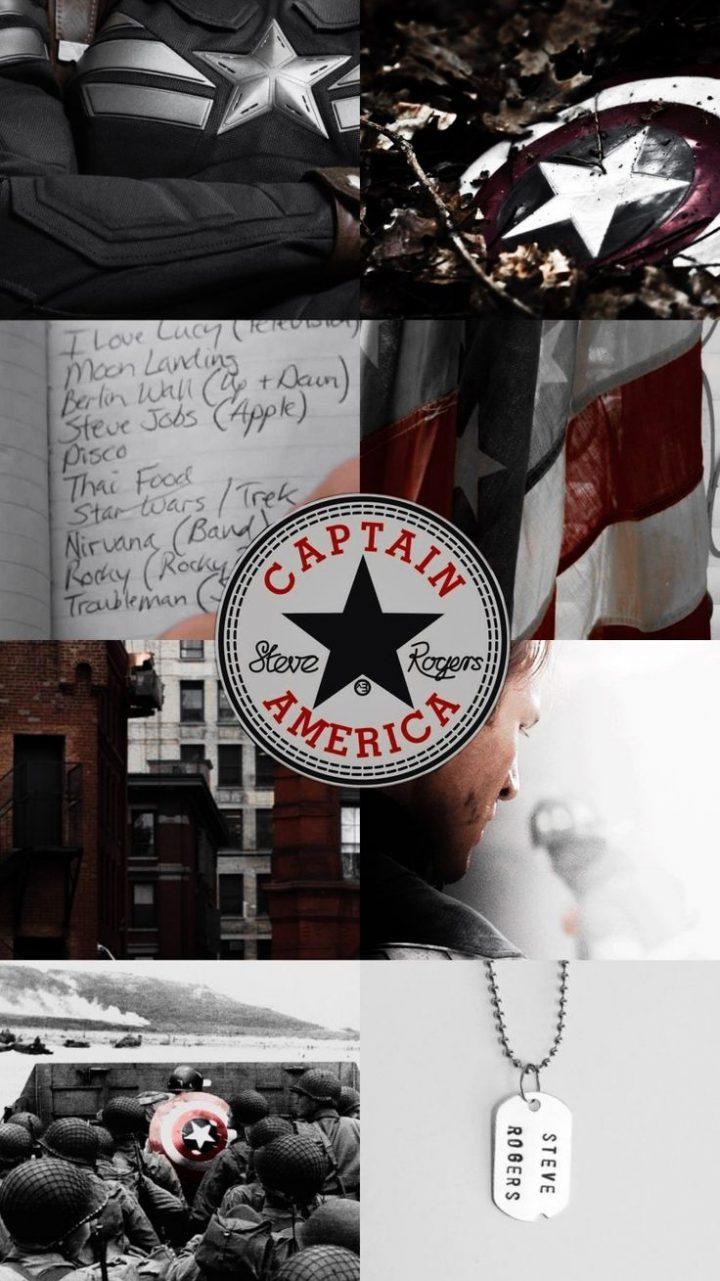AVENGERS CAPTAIN AMERICA STEVE ROGERS LOCKSCREEN | Marvel Comics
