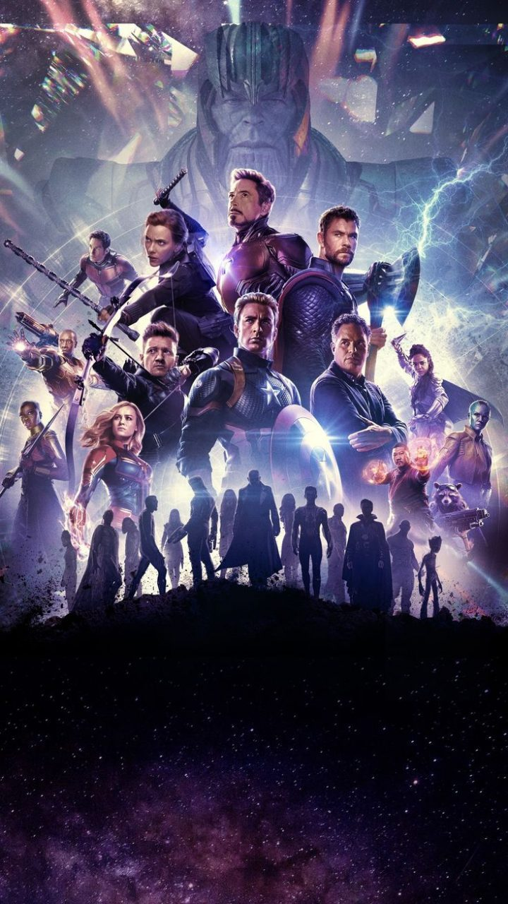 AVENGERS ENDGAME 2019 ANDROID WALLPAPER | Marvel Comics