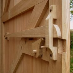 Exterior door and closing system | WoodWorking