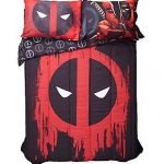 MARVEL DEADPOOL FULL / QUEEN REVERSIBLE COMFORTER | Marvel Comics