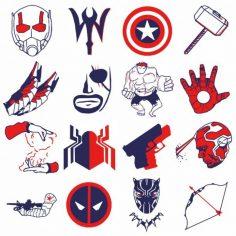 IMAGE RESULT FOR MARVEL MINIMALIST | Marvel Comics