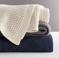 Baby Blanket Shish Knit Models | Knitting Patterns