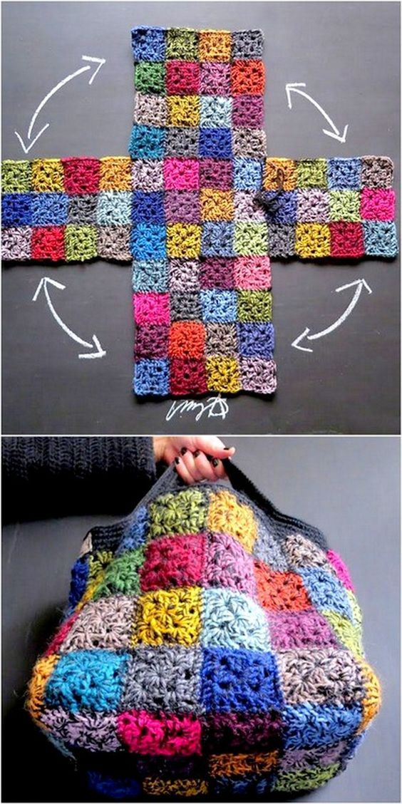 MORE THAN 40 BRIGHT CROCHET PATTERNS VERY EASY FOR YOU | Diy and Crafts