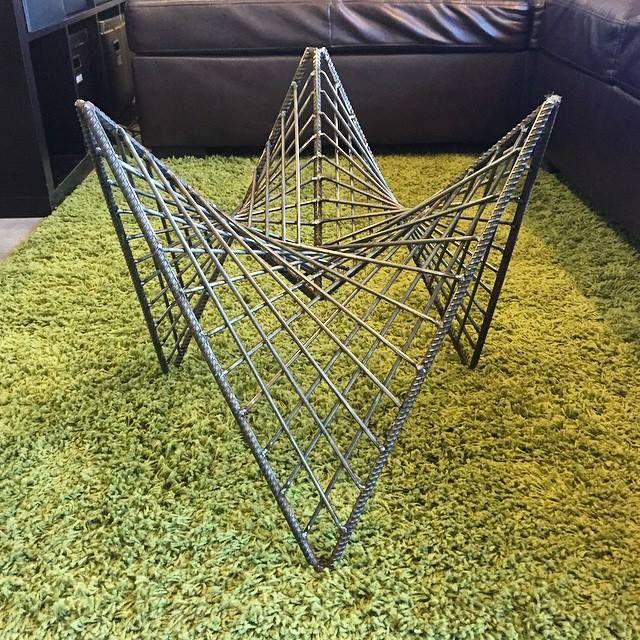 Hyperbolic paraboloid – study 2e | Architectures