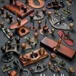 A lot of old-style hand-held router planes | WoodWorking