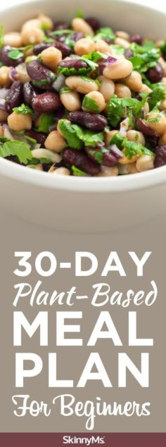 30-day herbal meal plan for beginners | New Recipes