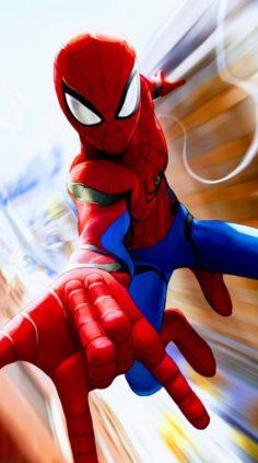 PETER PARKER – SPIDER-MAN, INTO THE SPIDER-VERSE
