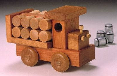 Barrel truck plan | WoodWorking