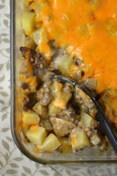 All recipes for comfort food: easy ground beef and pot | New Recipes