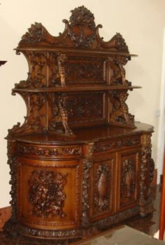 1960 Springfield Antiques Furniture Styles | WoodWorking
