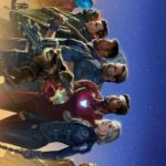 CONCEPTUAL ART OF THE WAR OF THE INFINITE OF THE AVENGERS | Marvel Comics