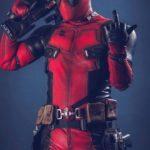 MARK KNIGHT RISES DEADPOOL COSPLAY PHOTOGRAPH | Marvel Comics