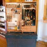 Becksvoort – Lie-nielsen Tool Cabinet | Wood Working