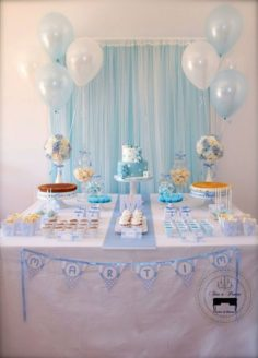Choose where the shower will be held | Baby Showers