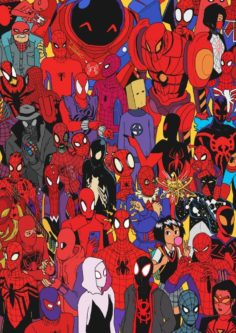SPIDER PEOPLE