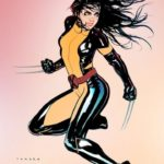 "COMIC-BOOK-LADIES: ""LAURA KINNEY 