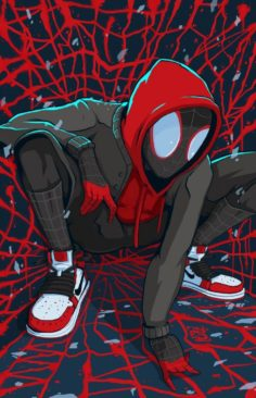 SPIDER-MAN: INTO THE SPIDER-VERSE FAN ART | Marvel Comics