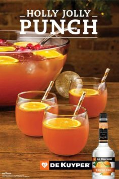 Holly Jolly Punch | New Recipes