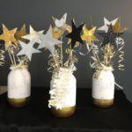 Mason DIY Jars, Twinkle Twinkle Little Star Theme | Baby Showers