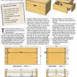 DIY jewelry box – Woodworking plans