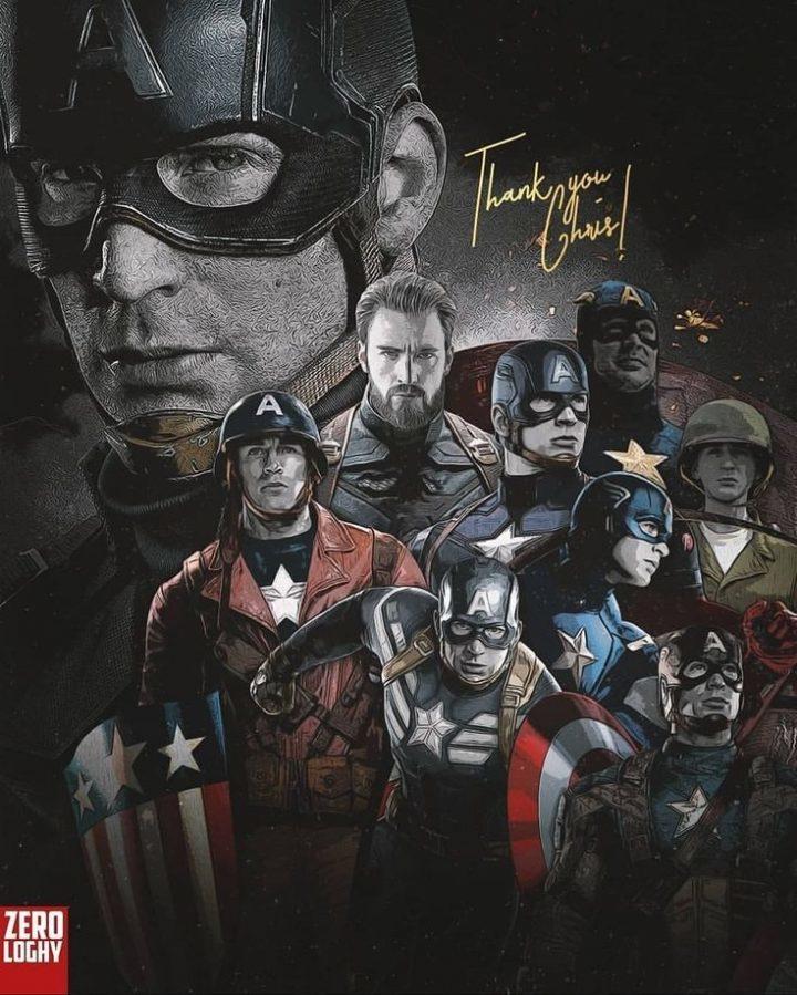 CHRIS EVANS … OFFICIAL RENOUNCE AS CAPTAIN | Marvel Comics
