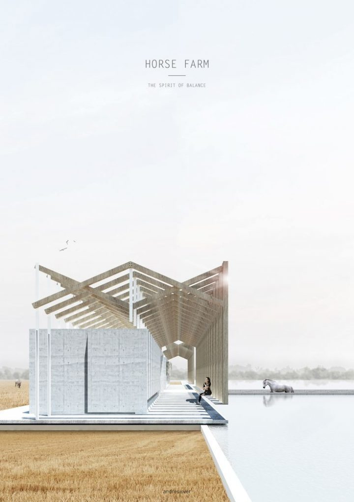 FARM OF THE HORSE – Andres Jover | Architectures
