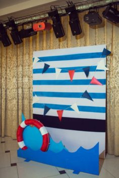 SHOWER BABY ~ ANTECEDENTS OF PHOTOGRAPHY OF NAUTICAL THEME | Baby Showers