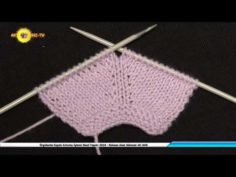 How to build a closed weaving process | Knitting Patterns