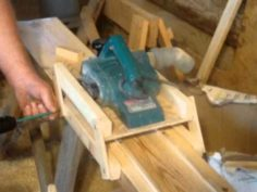 Who used electricity | WoodWorking