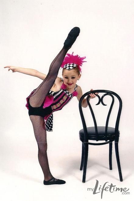 Dance moms – Photos from Chloe dance
