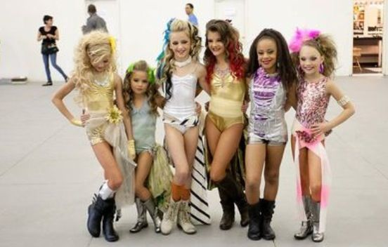 Essay by Mackenzie Ziegler for LUXs Music Video | Dance Moms