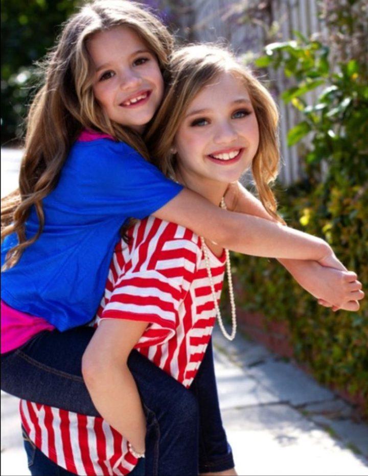 """Mackenzie Ziegler modeled for """"Dream Magazine""""   Dance Moms"""