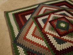 Apache Tears Afghan | Knitting Patterns