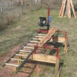 Chainsaw mill plans: build a $ 400 sawmill complete | WoodWorking