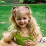 Dance Moms Chloe childhood photos