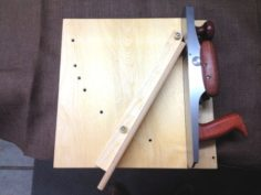 Accessories for a shooting board | WoodWorking