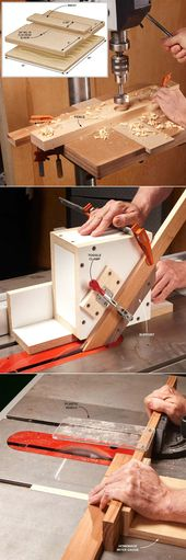 13 simple carpentry templates you need | WoodWorking