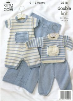 Patterns of baby tissue   Knitting Patterns