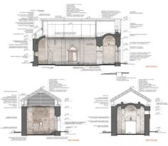 Gallery of Conservation, Restoration and Adaptation of the Church | Architectures