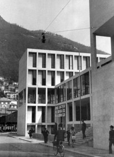 Headquarters of the Fascist Union of Workers of the | Architectures