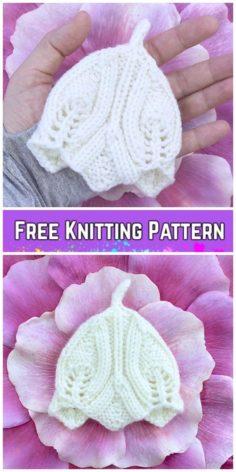 Knitted Elvish Teeny Tiny Baby Hat Free Knitting Pattern   Knitting Patterns